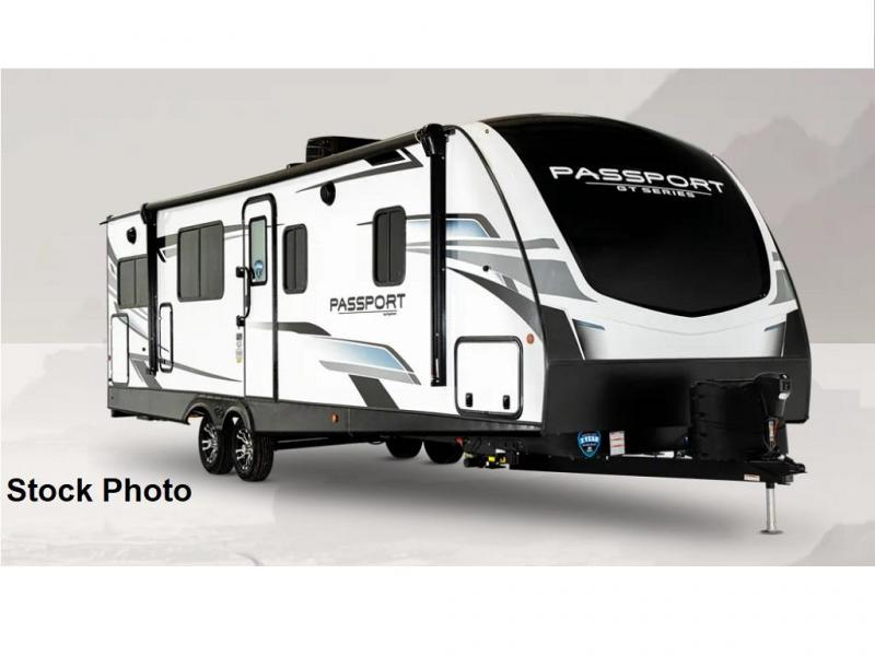 2021 Keystone RV PASSPORT GT-SERIES 2704RK