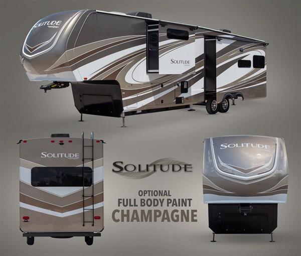 2020 Grand Design RV SOLITUDE 310GK