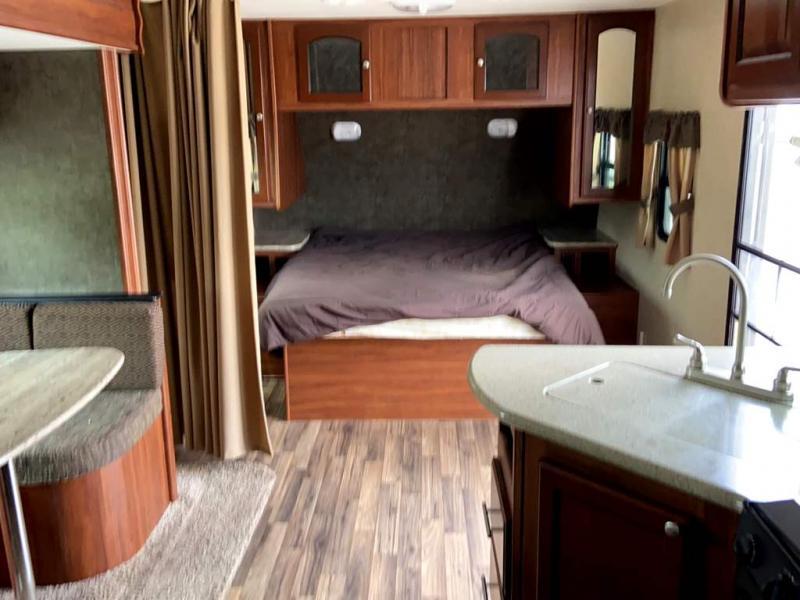 2014 Heartland RV NORTH TRAIL 21FBS