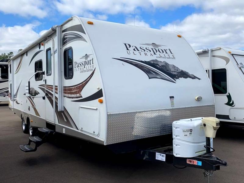 2011 Keystone RV PASSPORT 2910BH