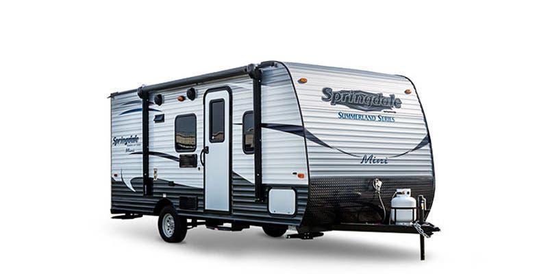 2016 Keystone RV SUMMERLAND 1700FQ