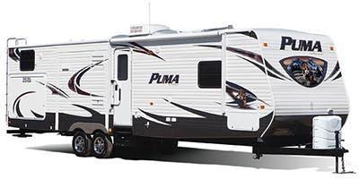 2014 Palomino PUMA 31BHSS