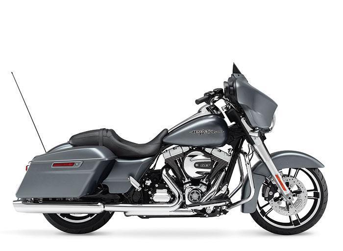 2015 Harley Davidson FLHX STREET GLIDE