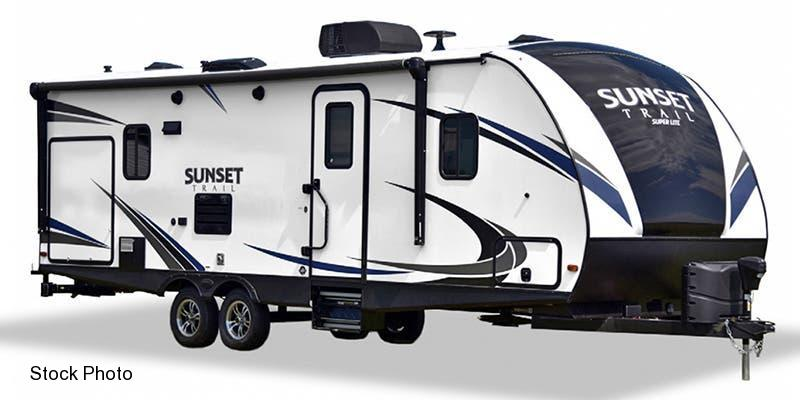 2018 CrossRoads RV SUNSET TRAIL 239BH