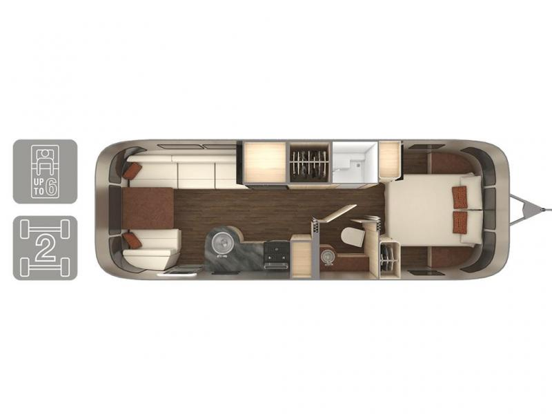2019 Airstream INTERNATIONAL 27FB