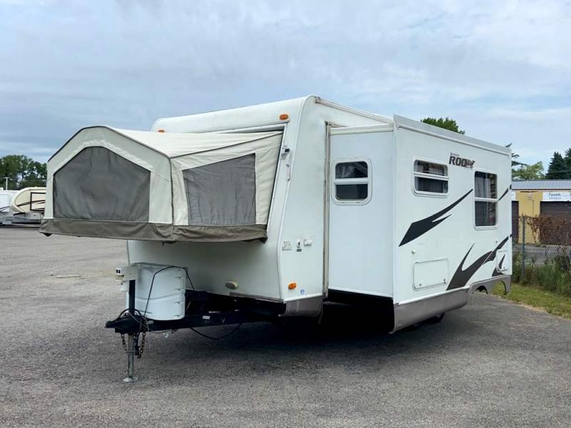 2008 Forest River, Inc. ROCKWOOD ROO 21SS