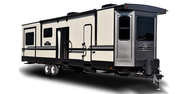 2019 CrossRoads RV HAMPTON 373RDD