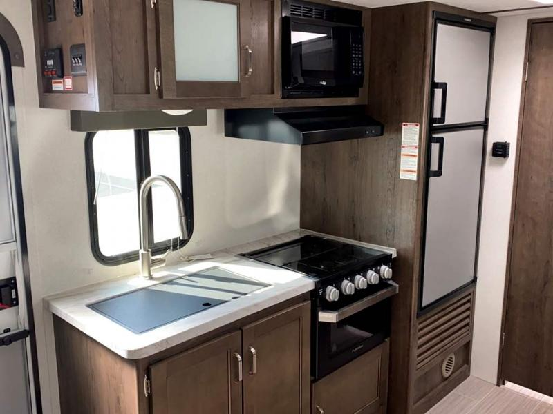 2020 Keystone RV PASSPORT SL SERIES 199ML