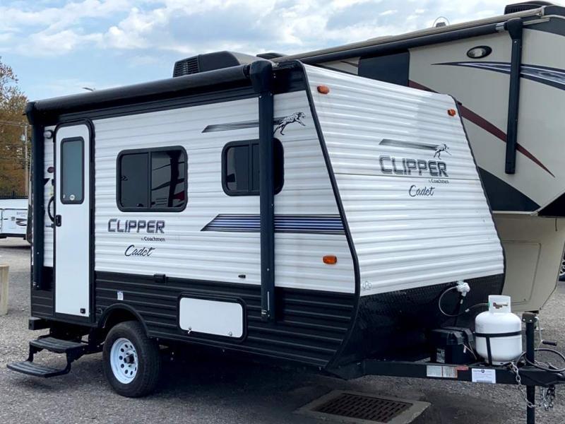 2019 Coachmen CLIPPER CADET 14CR