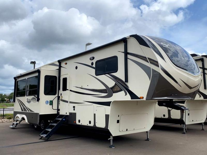 2020 Grand Design RV SOLITUDE S-CLASS 3740BH