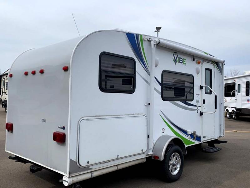 2012 Forest River, Inc. VIBE 6502