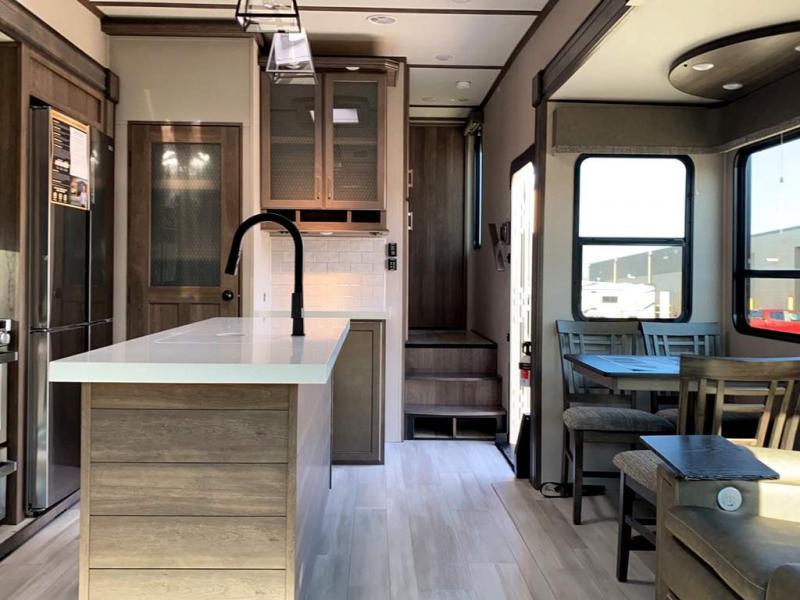 2021 Grand Design RV SOLITUDE S-CLASS 2930RL