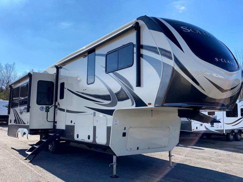 2021 Grand Design RV SOLITUDE S-CLASS 2930RL