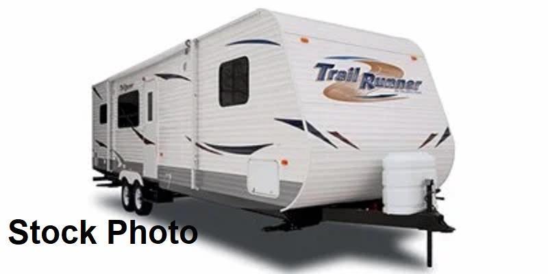2011 Heartland RV TRAIL RUNNER 22RBQ