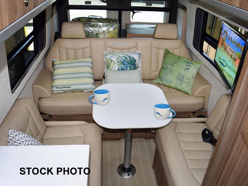 2021 Airstream INTERSTATE 24GT TOMMY BAHAMA Special Edtion