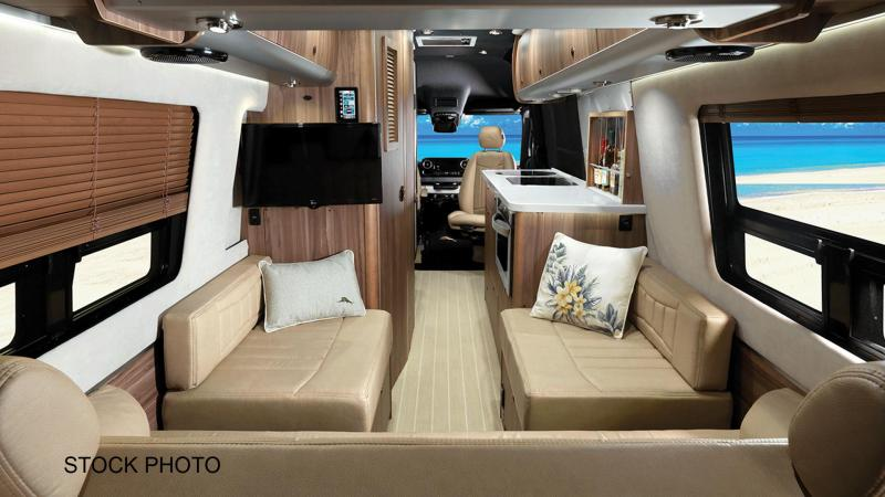 2021 Airstream INTERSTATE GRAND TOUR TOMMY BAHAMA