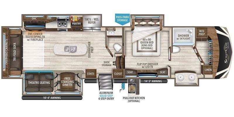 2020 Grand Design RV SOLITUDE 373FB