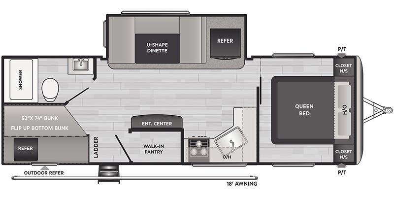 2021 Keystone RV SPRINGDALE 251BH