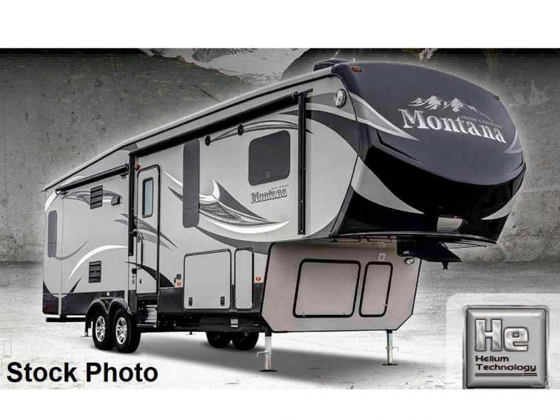 2015 Keystone RV MONTANA HIGH COUNTRY 318RE