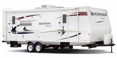 2006 Forest River ROCKWOOD 2601SS