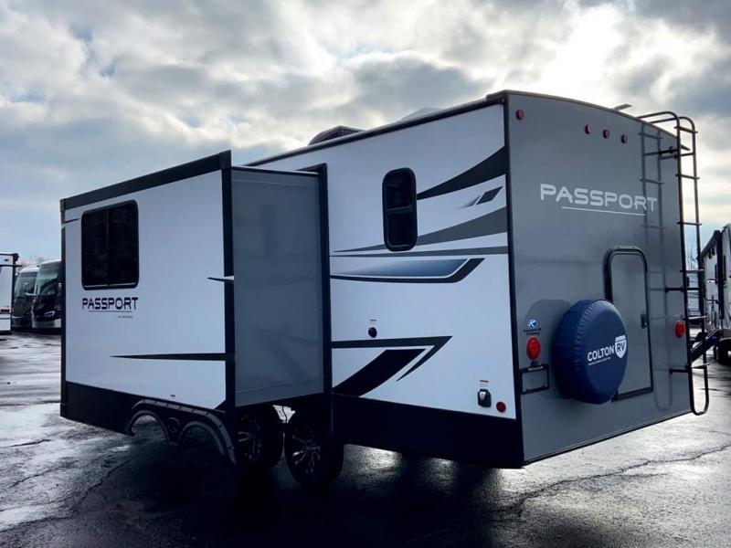 2021 Keystone RV PASSPORT SL SERIES 221BH