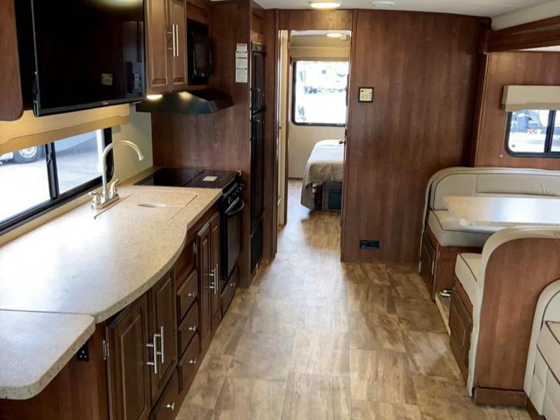 2017 Forest River Inc. GEORGETOWN GT3 30X3