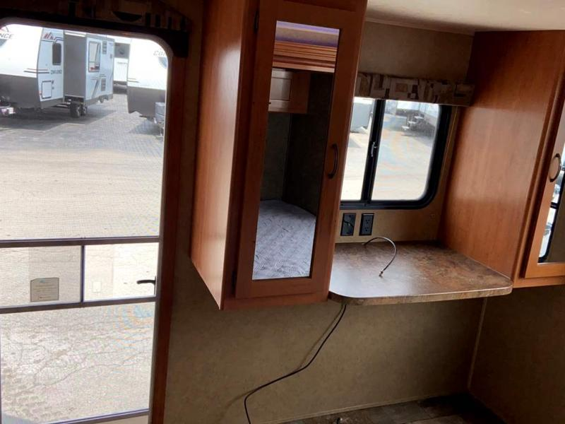 2015 Forest River GREY WOLF 29DSFB