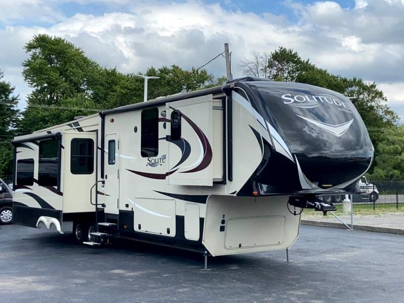 2016 Grand Design RV SOLITUDE 384GK