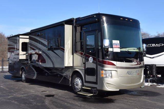 2015 Tiffin Motorhomes ALLEGRO RED 38 QRA