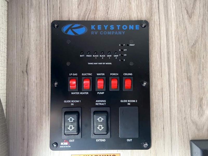 2022 Keystone RV PASSPORT SL SERIES 268BH