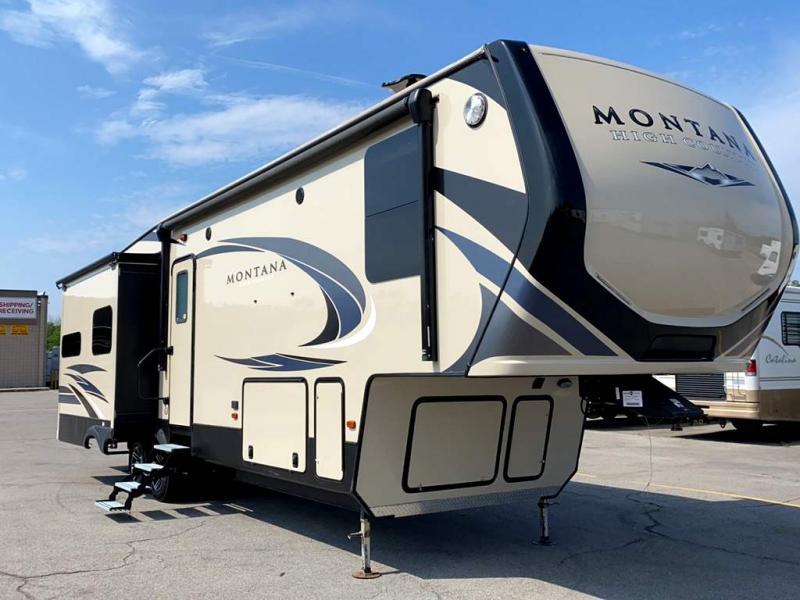 2018 Keystone RV MONTANA HIGH COUNTRY 320MK