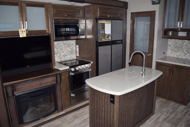2020 Grand Design RV SOLITUDE S-CLASS 3950BH