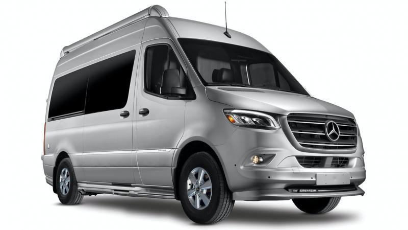 2021 Airstream INTERSTATE 19 Tommy Bahama Special Edition