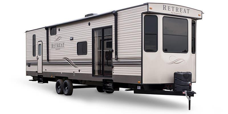 2017 Keystone RV RETREAT 39LOFT