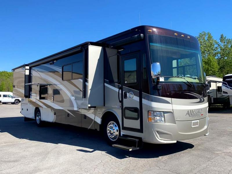 2017 Tiffin Motorhomes ALLEGRO RED 37 PA