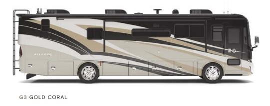 2020 Tiffin Motorhomes Allegro RED 37 BA
