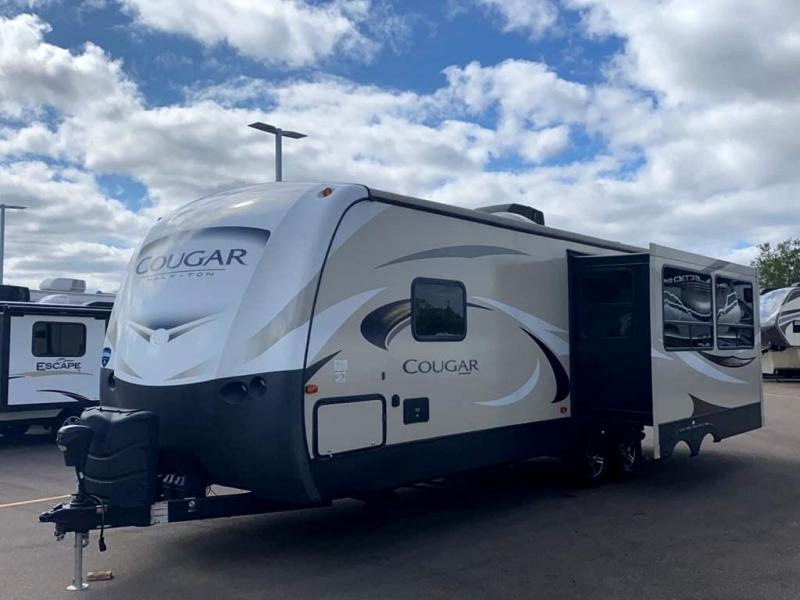 2018 Keystone RV COUGAR 27RES