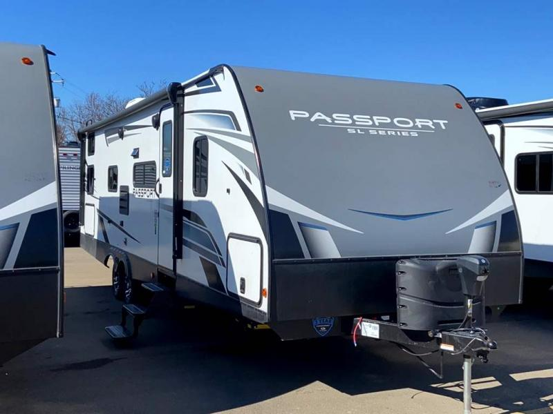2021 Keystone RV PASSPORT SL SERIES 282QB