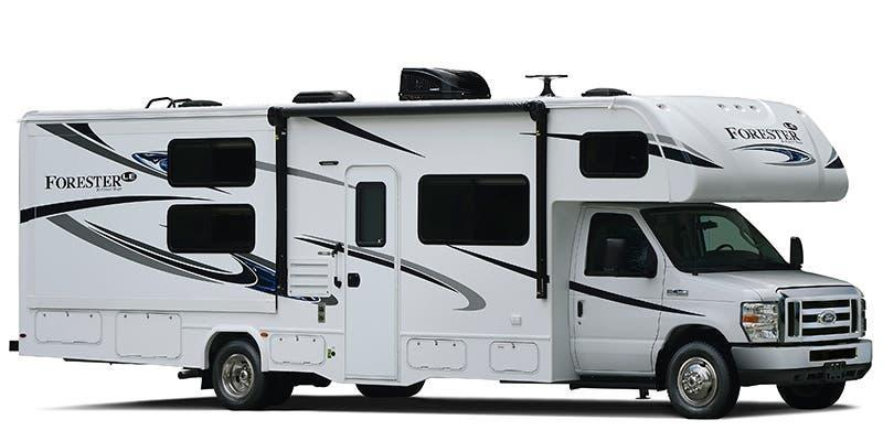 2018 Forest River FORESTER 3251DSLE