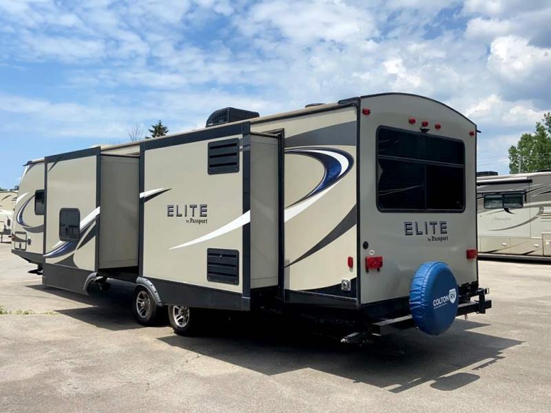 2018 Keystone RV PASSPORT ELITE 34MB