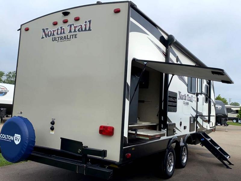 2017 Heartland RV NORTH TRAIL 22RBK