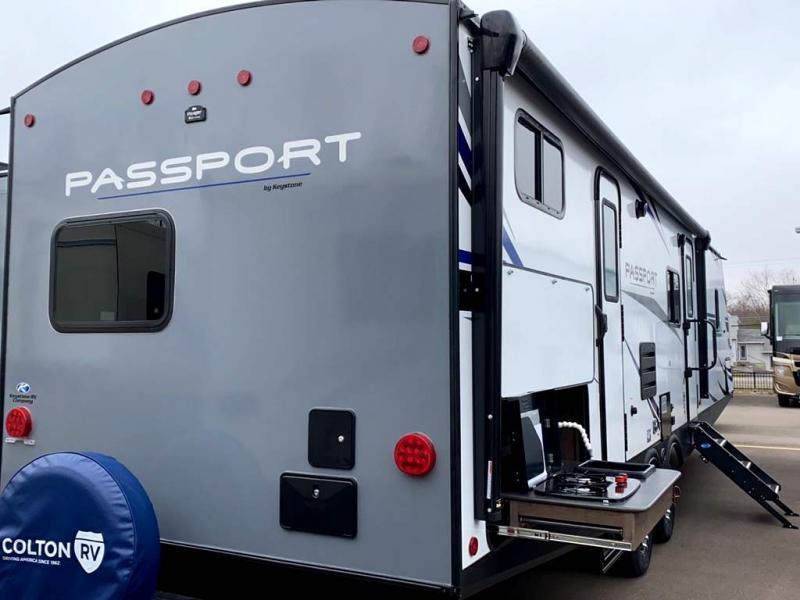 2020 Keystone RV PASSPORT GT 3351BH
