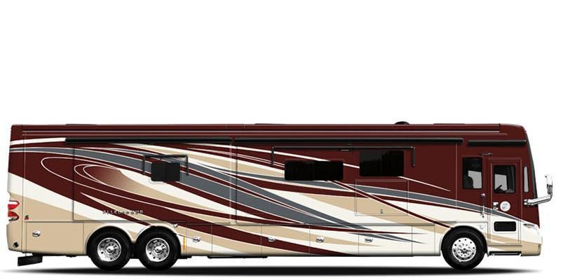 2017 Tiffin Motorhomes ALLEGRO BUS 45 0PP