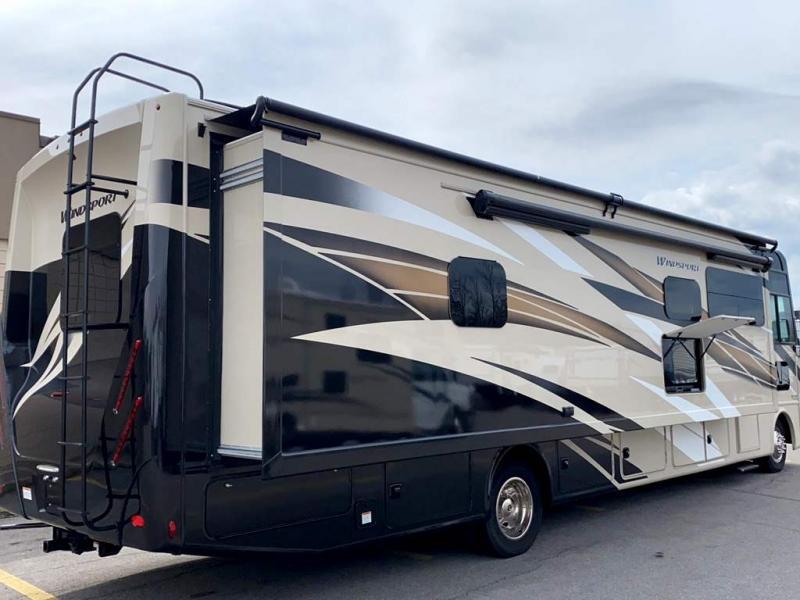 2020 Thor Motor Coach WINDSPORT 34R
