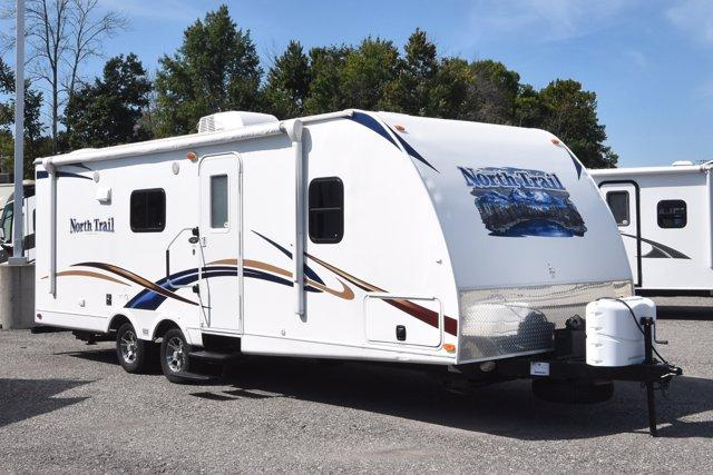 2012 Heartland RV NORTH TRAIL 22FBS