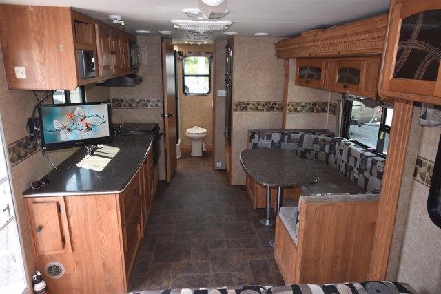 2012 Heartland RV NORTH TRAIL 22FBS