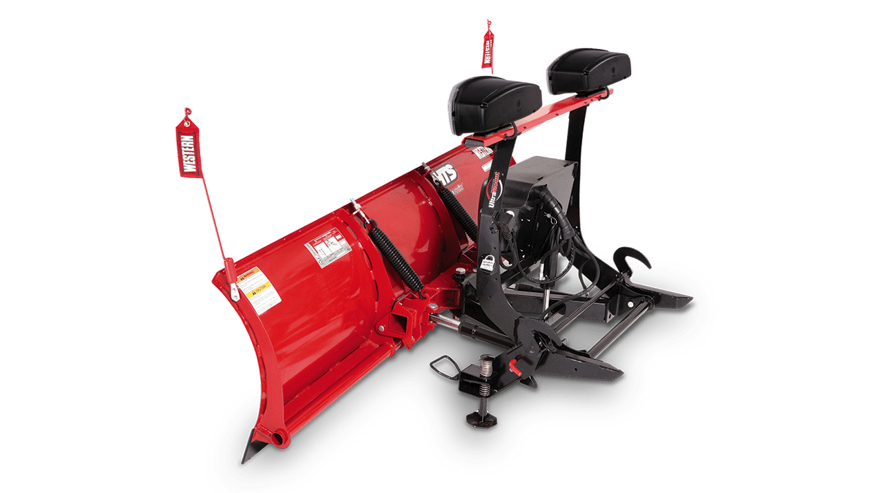 2019 Western HTS SNOW PLOW