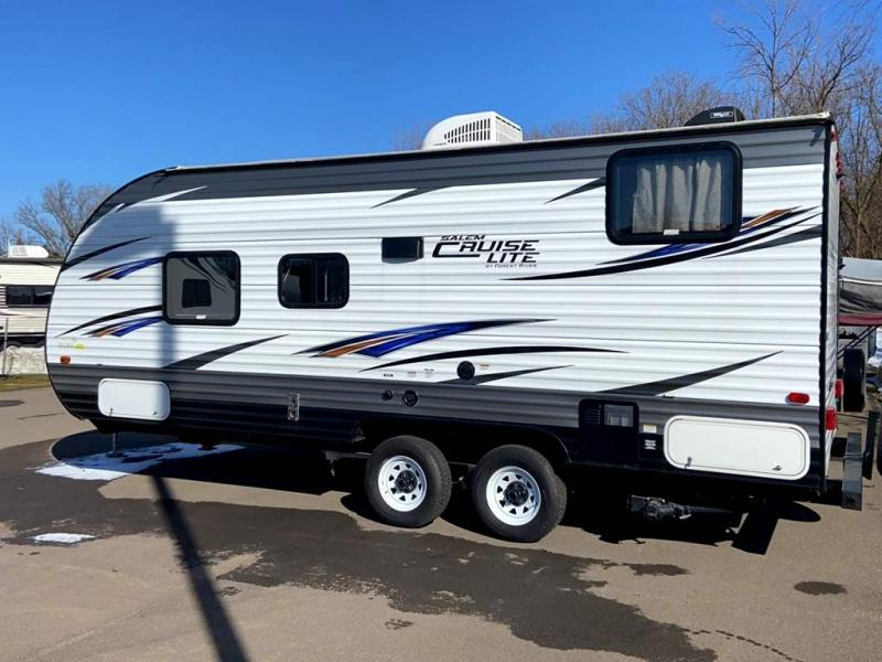 2018 Forest River SALEM CRUISE LITE 201BHXL