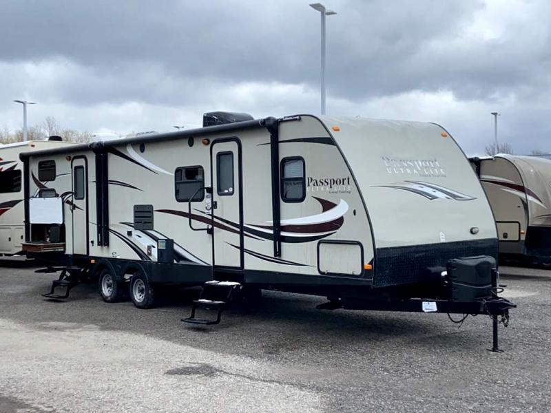2015 Keystone RV PASSPORT 3220BH