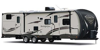 2014 Forest River WILDWOOD M-282RK